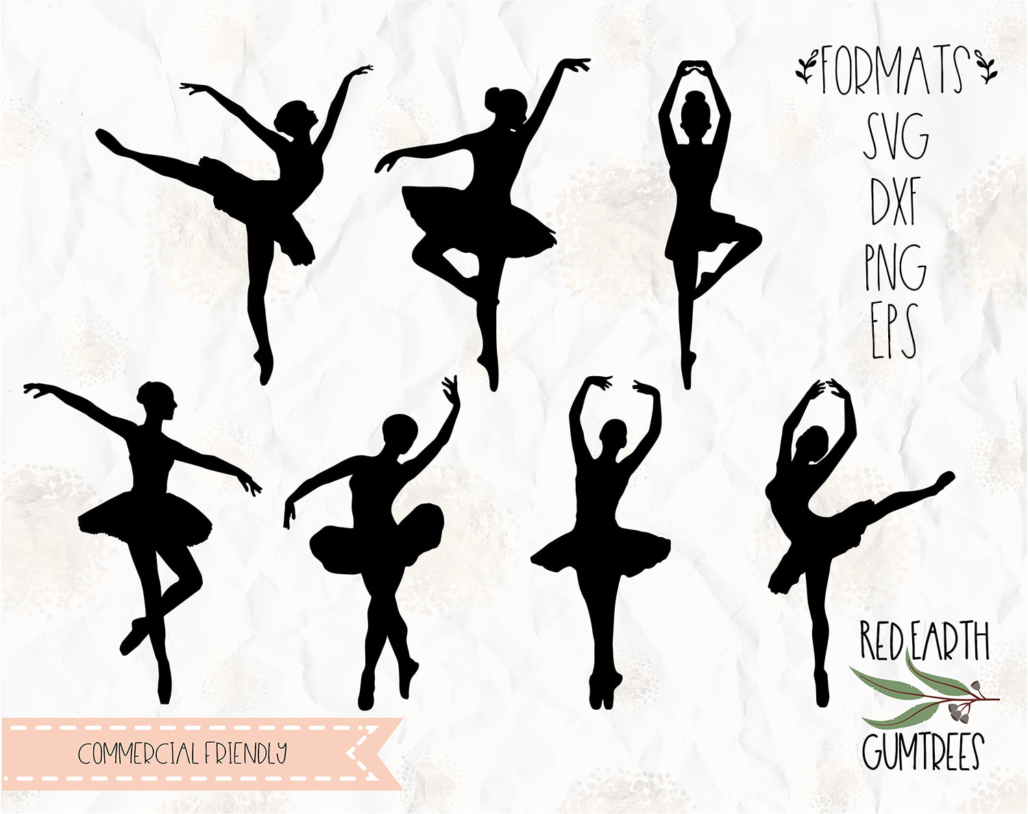 Ballerina Stance Ballerina Poses Silhouette Ballerina Dancing Silhouettes Ballet Poses Svg Ballerina Clipart In Svg Eps Dxf Png Formats Cricut Silhouette Cameo Vinyl Decal T Shirt Design Mtc Scal Iron On Vinyl