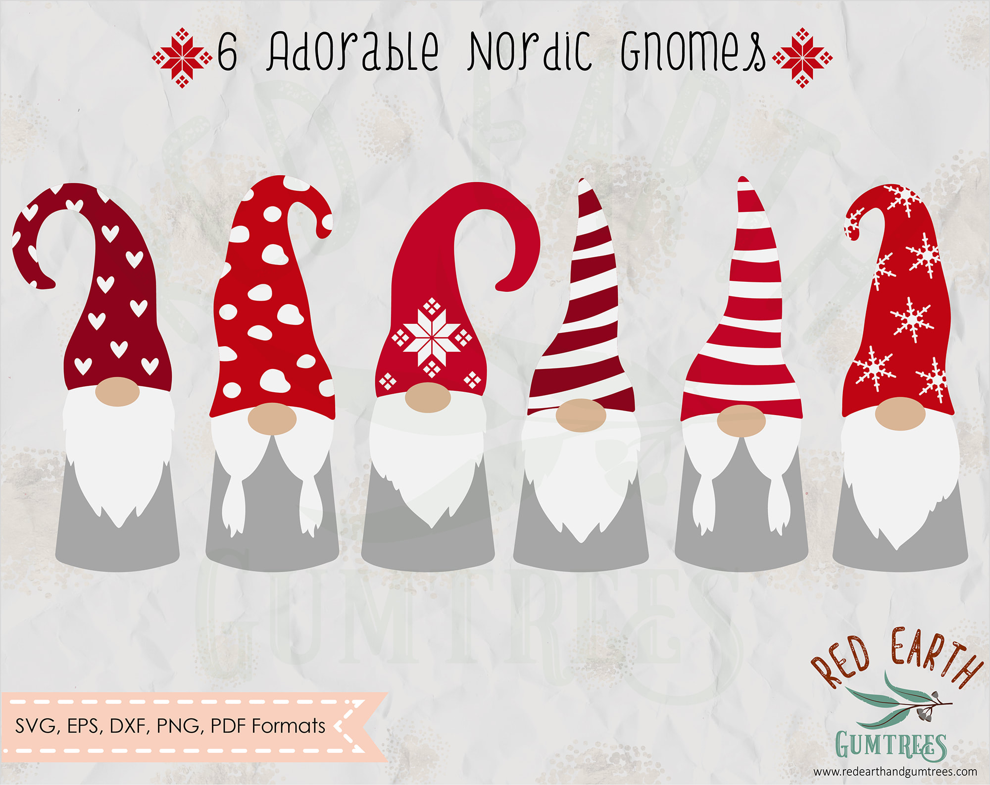 Download Christmas gnomes svg bundle,red little gnomes svg decal ...